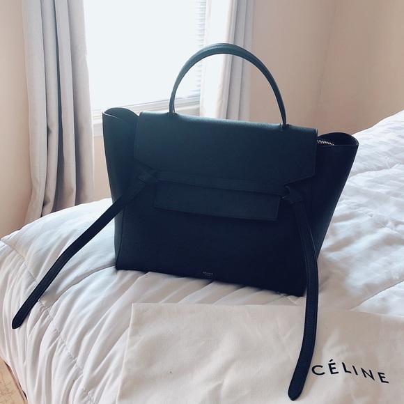d4fa4eb9afb9 Celine Handbags - Authentic Celine Mini Belt Bag